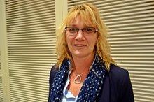 Porträtfoto Christine von der Mühlen, ehrenamtlich aktiv für die ver.di im Einzelhandel