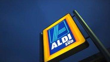 Logo von ALDI
