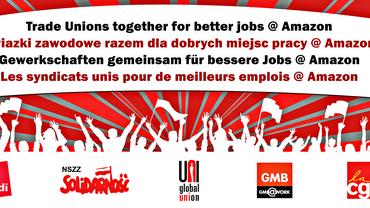 Gemeinsam stark für Gute Arbeit bei Amazon