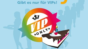 VIP only – 20 Jahre Amazon