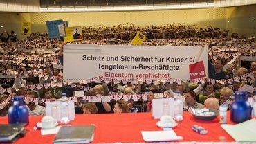Tengelmann Betriebsversammlung