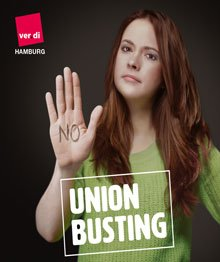No Union Busting