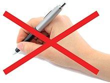 Hände weg vom Arbeitsvertrag!