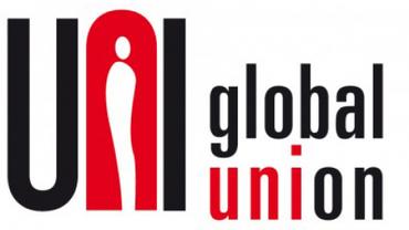 Logo der UNI global union