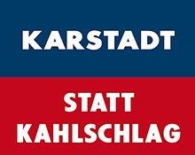 Karstadt statt Kahlschlag