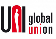 Logo der UNI global union