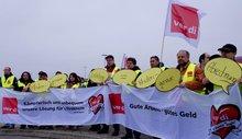 Amazon-Streik: Gemeinsam für gerechte Entlohnung