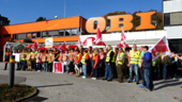 OBI Streik