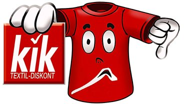 Das ehrliche KiK-Logo