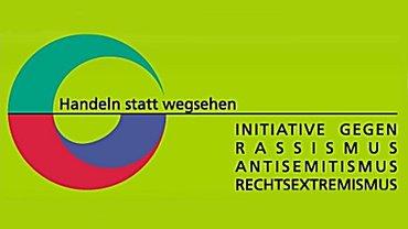 """Logo der Initiative """"Handeln statt wegsehen"""""""