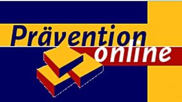 Logo Prävention online