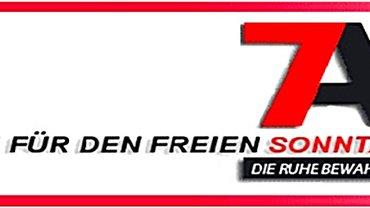 Logo der Sonntagsallianz Hessen