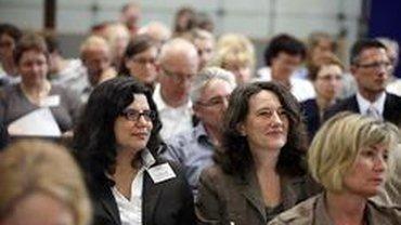 """Auftaktkonferenz für das Projekt """"ZusammenWachsen – ArbeitGestalten"""""""