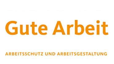 Logo Gute Arbeit online