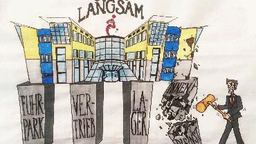 """Stirb langsam"" bei Lekkerland?"
