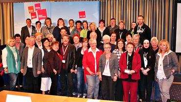 Ehrenamtliche im EH auf Bundesebene 2011