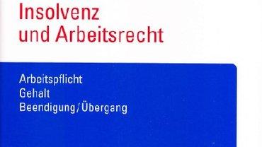 Buchcover: Insolvenz und Arbeitsrecht