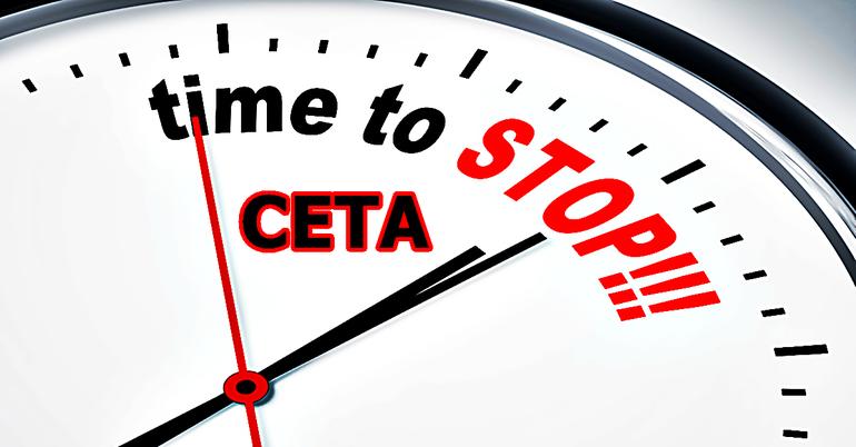 NEIN zu CETA