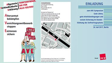 AVE-Symposium im Handel am 24. Juli 2017