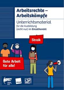 Arbeitsrechte – Arbeitskämpfe (Cover)