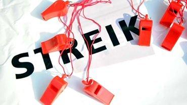 Streik Trillerpfeife