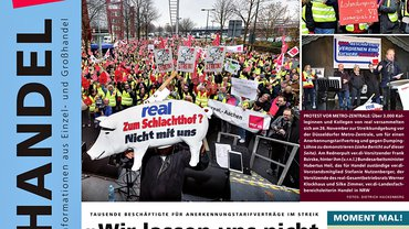 Cover Handel Magazin 03/2018