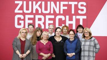 Bundesfachbereichsfrauenvorstand Handel 2019
