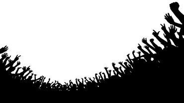 Versammlung Menschenmenge gemeinsam