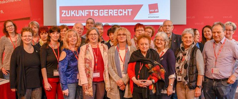 Bundeskonferenz 2019, Fachbereich Handel