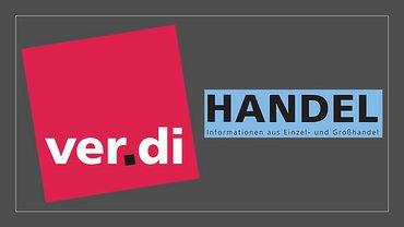 HANDEL Magazin Logo Schriftzug