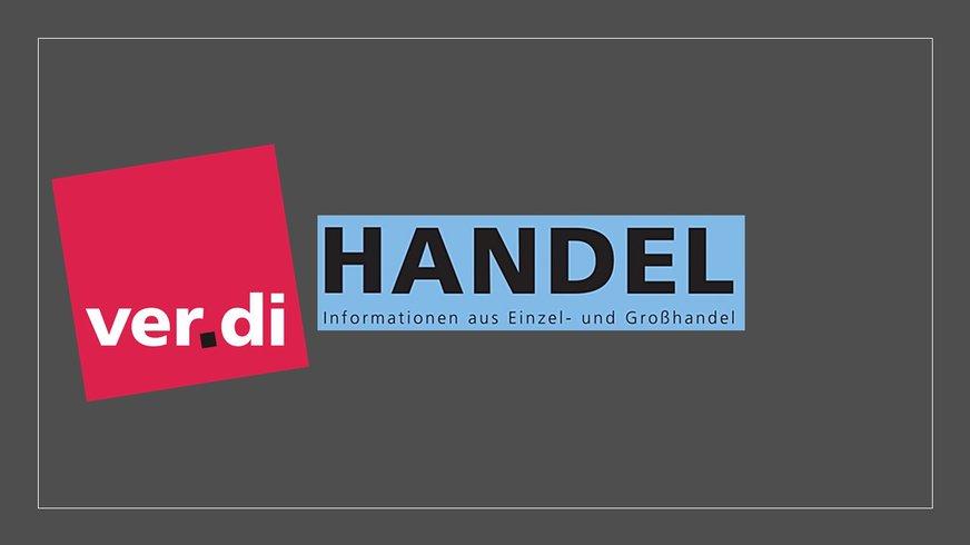 HANDEL Magazin Logo Schriftzug (BÜHNE)
