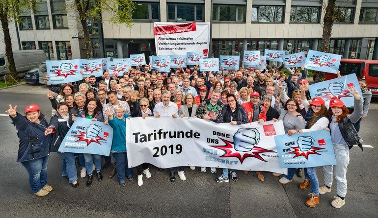 Die Branchenkonferenz Einzelhandel in Nordrhein-Westfalen (09.04.2019)