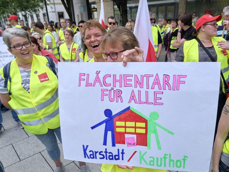 Kundgebung in Stuttgart 21.6.2019