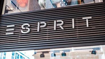 Esprit Schriftzug Logo