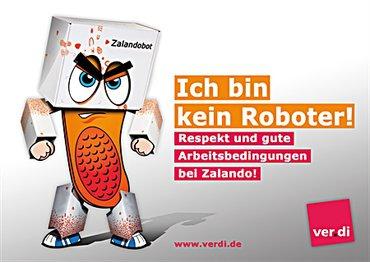 Der Zalandobot von ver.di
