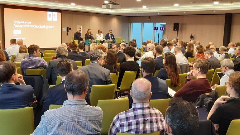 Amazon Symposium Brüssel