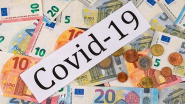 Corona Covid-19 Kurzarbeit Geld Pandemie Virus Hilfe Finanzen