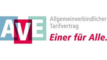 AVE Logo Wortmarke Schriftzug