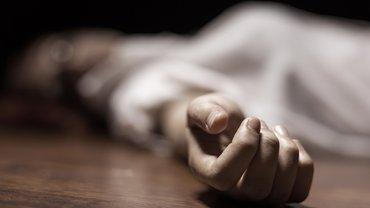Gewalt Frau Verbrechen Leiche tot Tod