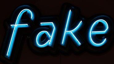 Fake Fälschung Falschmeldung