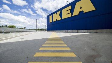 Ikea-Gebäude