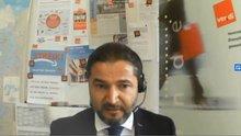 Orhan Akman während des Amazon-Hearings im EU-Parlament