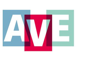 AVE Logo Wortmarke Schriftzug BÜHNE 1600x900