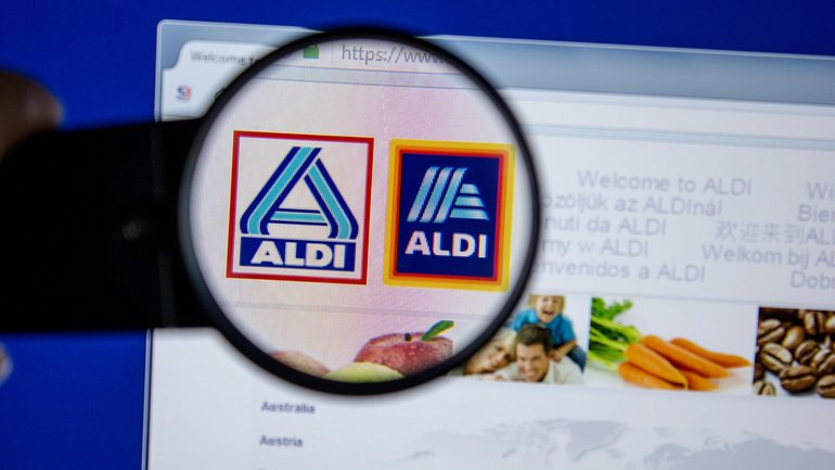 Aldi Nord Aldi Süd Logo
