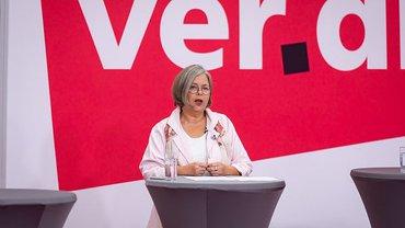 Stefanie Nutzenberger beim AVE-Symposium am 2. September 2021